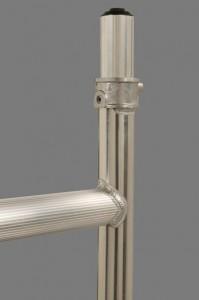 byggställning aluminium